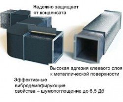 Рулоны Black Star Duct